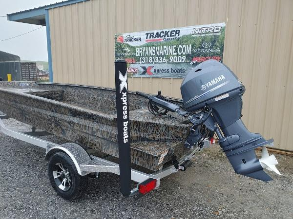 2021 Xpress boat for sale, model of the boat is H18DB & Image # 7 of 15