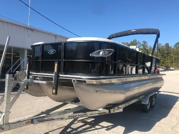 2021 Bentley boat for sale, model of the boat is Elite 223 Admiral (Full Tube) & Image # 1 of 35