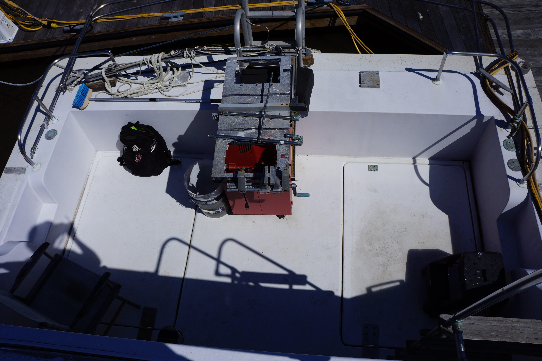 Carri-craft 57-ft Power Catamaran - aft cockpit