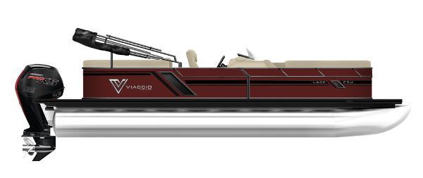 2022 Misty Harbor Viaggio Lago 22U