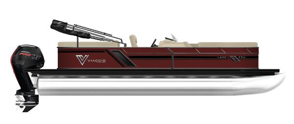 2022 Misty Harbor Viaggio Lago 22U Sport Toon