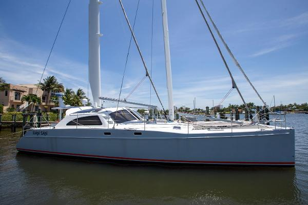 2018 ATLANTIC 49 Catamaran