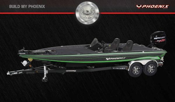 2021 Phoenix boat for sale, model of the boat is 919 Pro xp & Image # 1 of 1