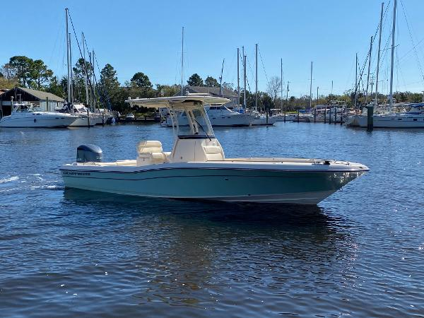 2021 GRADY - WHITE 251 Coastal Explorer