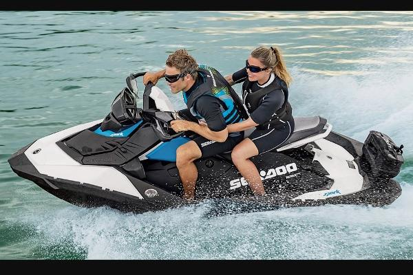2019 Sea Doo PWC boat for sale, model of the boat is Spark 2up & Image # 2 of 5