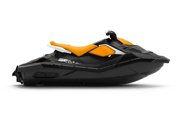 2019 Sea Doo PWC boat for sale, model of the boat is Spark 2up & Image # 4 of 5