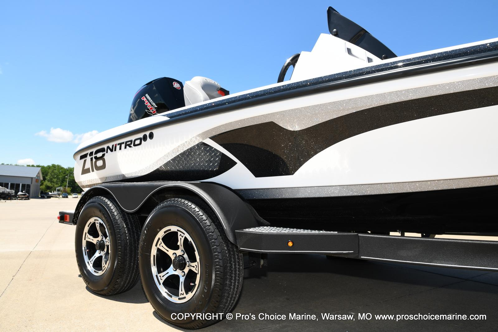 2021 Nitro boat for sale, model of the boat is Z18 Pro Package & Image # 28 of 50