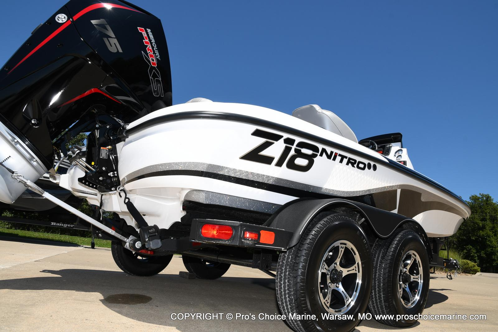 2021 Nitro boat for sale, model of the boat is Z18 Pro Package & Image # 42 of 50