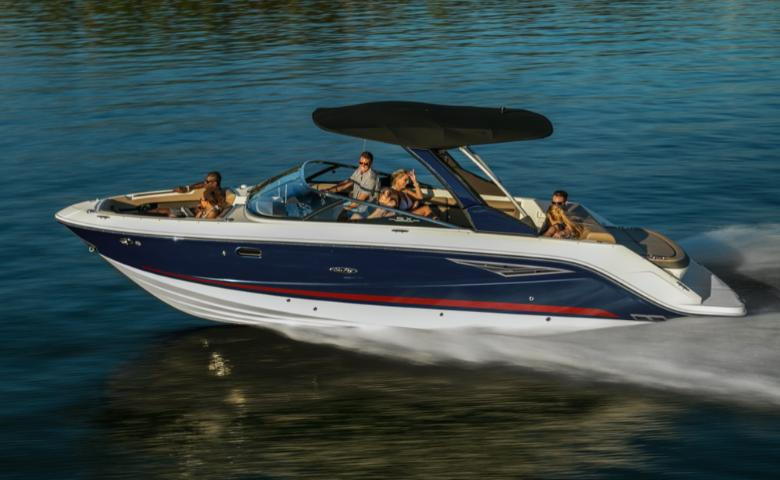 2022 Sea Ray SLX 280 #2454759 inventory image at Sun Country Coastal in Newport Beach