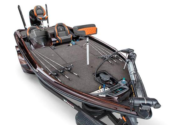 2021 Triton boat for sale, model of the boat is 21 TRX Patriot & Image # 14 of 19