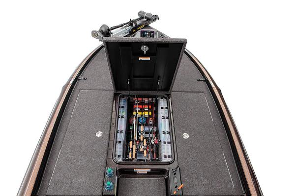 2021 Triton boat for sale, model of the boat is 21 TRX Patriot & Image # 2 of 19
