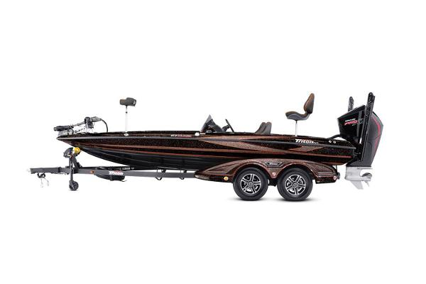 2021 Triton boat for sale, model of the boat is 21 TRX Patriot & Image # 16 of 19