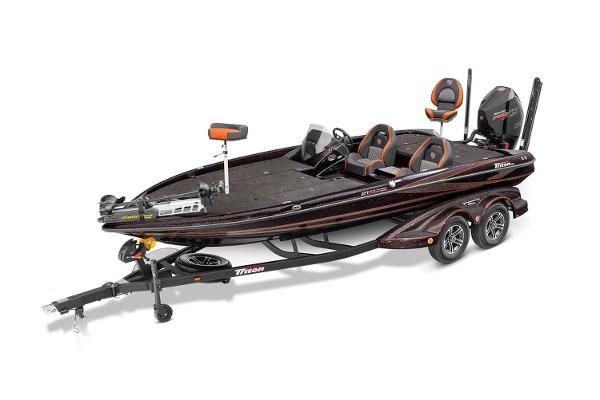 2021 Triton boat for sale, model of the boat is 21 TRX Patriot & Image # 15 of 19