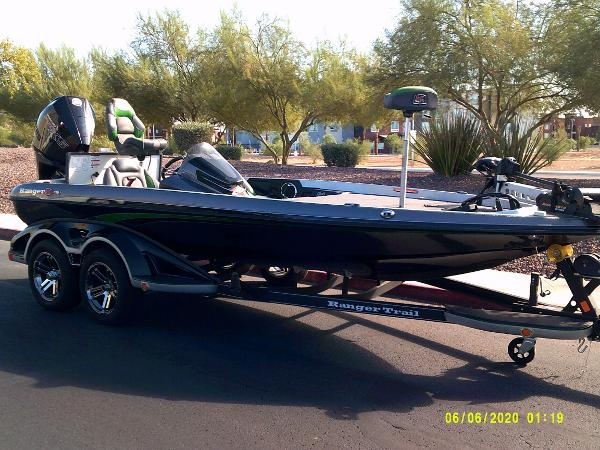 2019 Ranger Boats boat for sale, model of the boat is Z519 & Image # 1 of 6