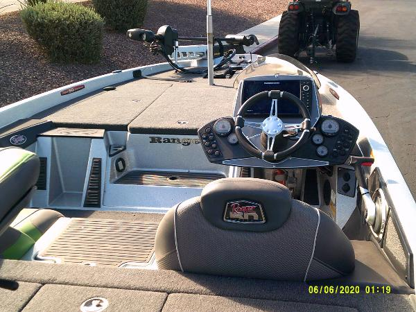 2019 Ranger Boats boat for sale, model of the boat is Z519 & Image # 2 of 6