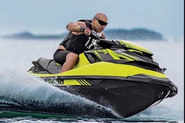 2019 Sea Doo PWC boat for sale, model of the boat is RXP-X 300 & Image # 3 of 6