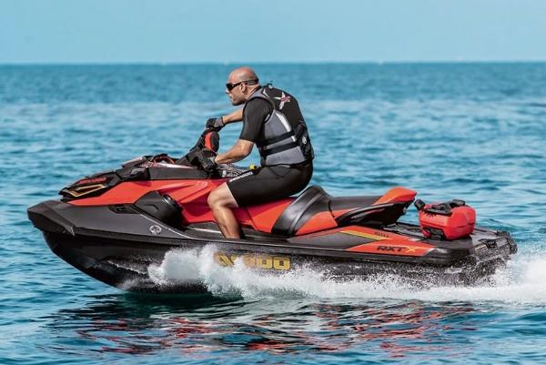2019 Sea Doo PWC boat for sale, model of the boat is RXT-X 300 & Image # 2 of 9