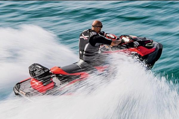2019 Sea Doo PWC boat for sale, model of the boat is RXT-X 300 & Image # 7 of 9