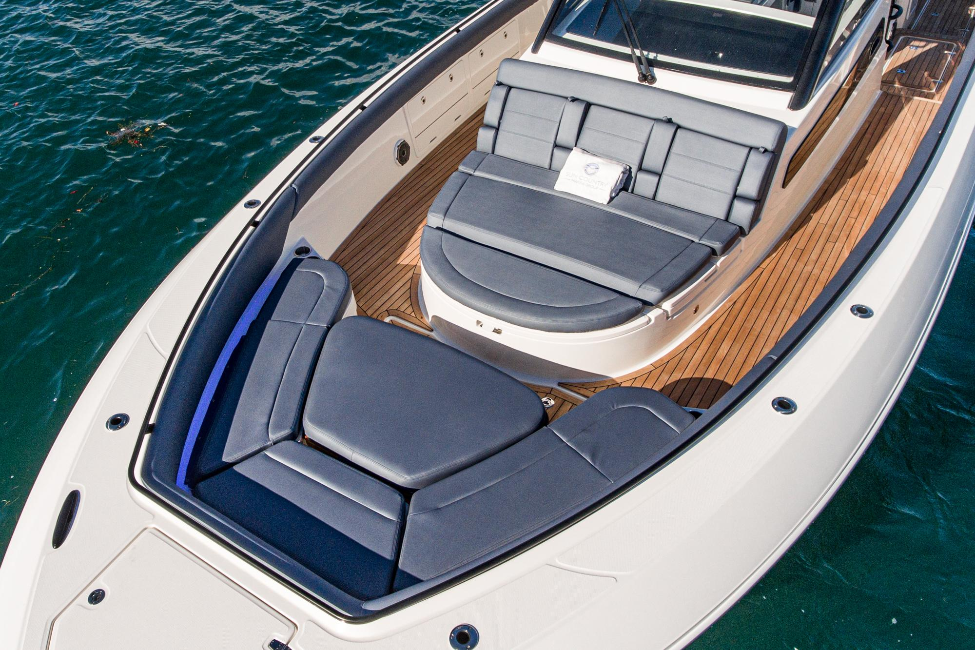 2021 Boston Whaler 420 Outrage #BW0381G inventory image at Sun Country Coastal in Newport Beach