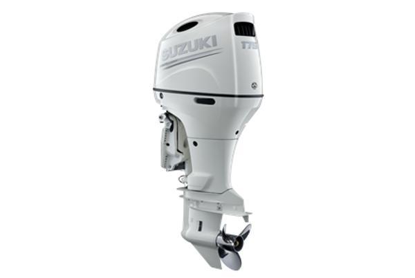 2021 SUZUKI 175 HP 4-stroke 20 inch shaft White or Black image