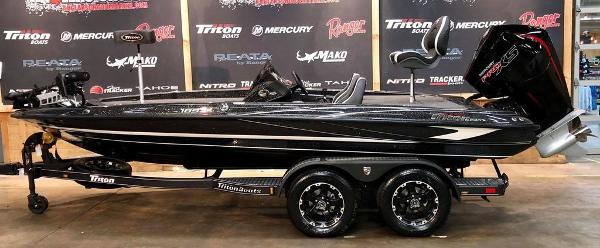2021 Triton boat for sale, model of the boat is 189 TRX & Image # 1 of 19