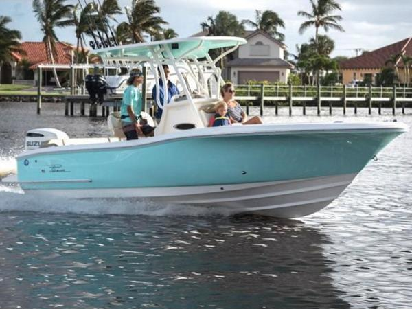 2021 Pioneer boat for sale, model of the boat is Islander 222 & Image # 2 of 9