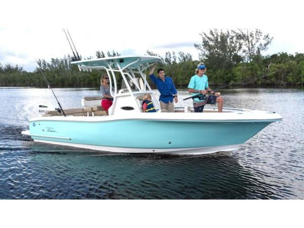 2021 Pioneer boat for sale, model of the boat is Islander 222 & Image # 1 of 9