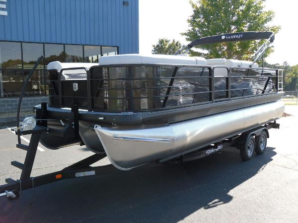 2021 Godfrey Pontoon boat for sale, model of the boat is SW 2286 SFL GTP 27 in. & Image # 3 of 25
