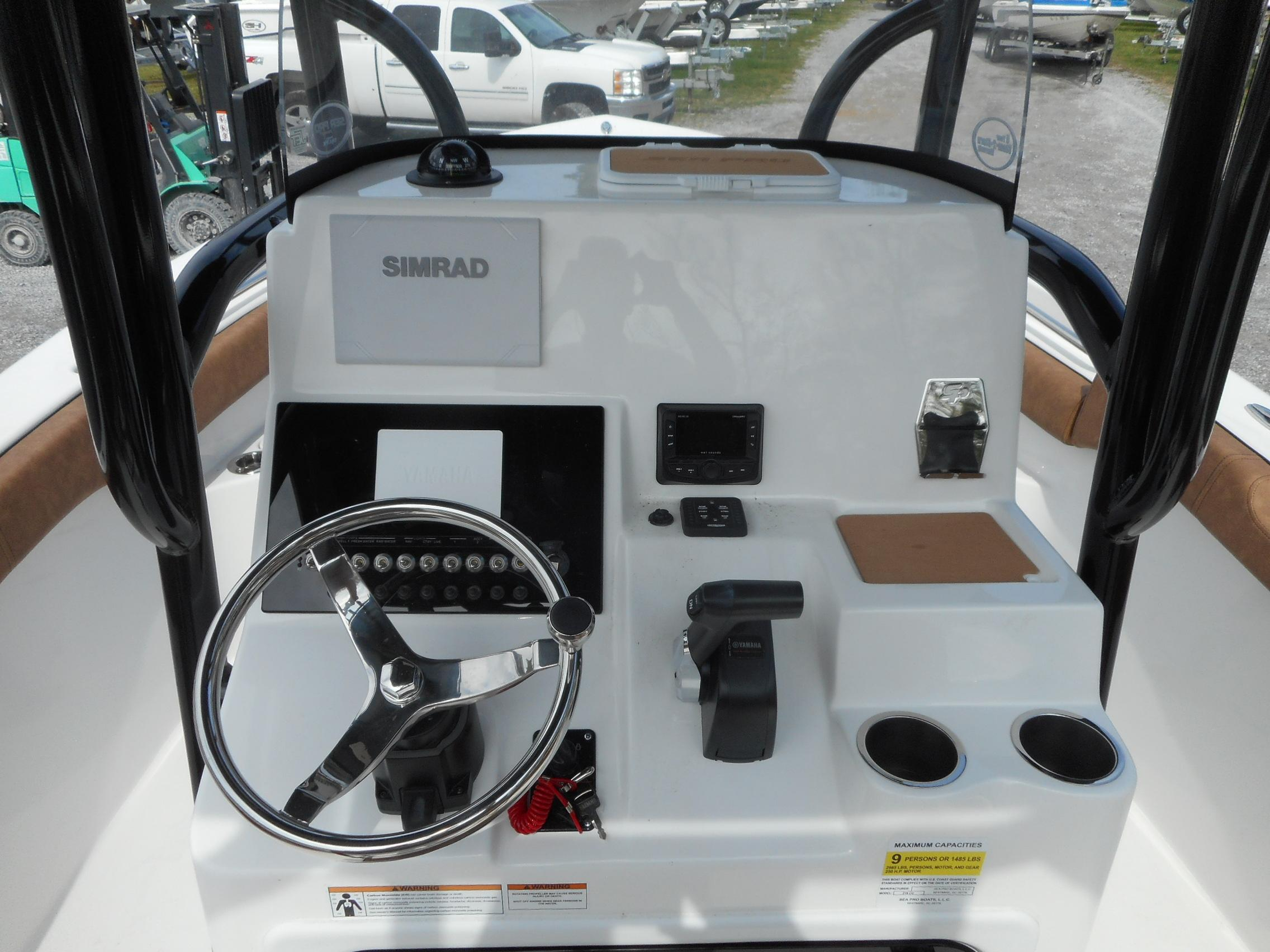 New  2022 21.75' Sea Pro 219 Center Console Center Console in Slidell, Louisiana