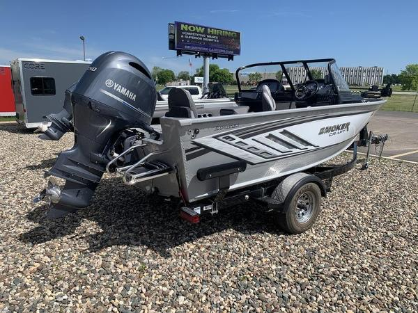 2017 Smoker Craft boat for sale, model of the boat is Explorer 182 & Image # 2 of 15