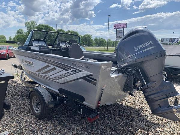 2017 Smoker Craft boat for sale, model of the boat is Explorer 182 & Image # 7 of 15