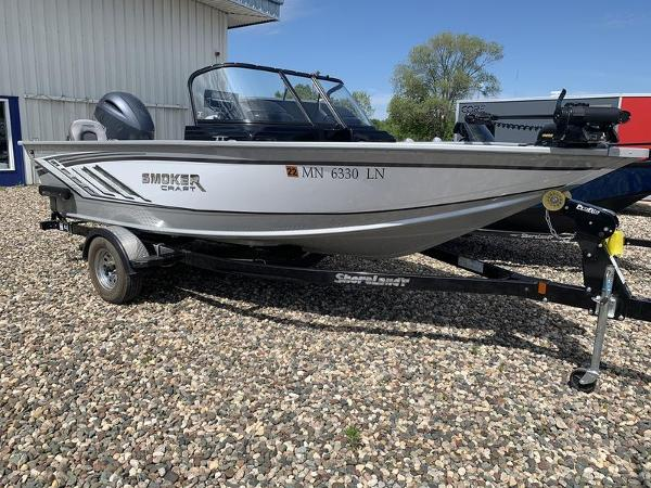 2017 Smoker Craft boat for sale, model of the boat is Explorer 182 & Image # 13 of 15