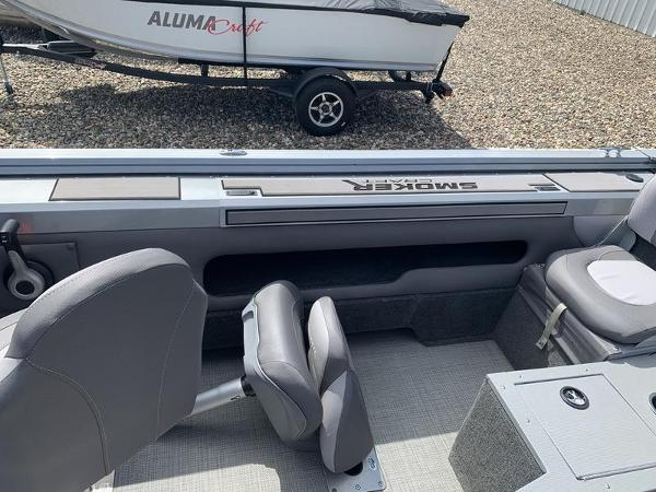 2017 Smoker Craft boat for sale, model of the boat is Explorer 182 & Image # 15 of 15