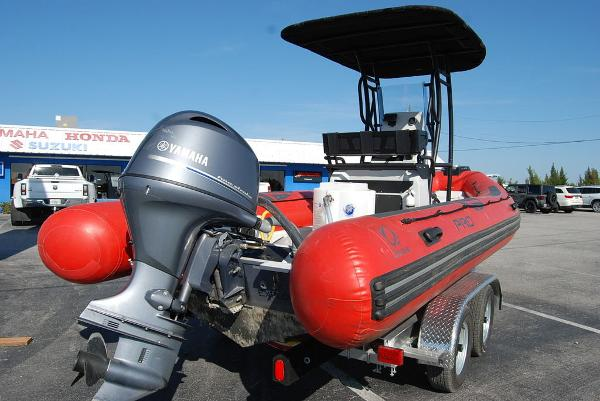 2020 Zodiac boat for sale, model of the boat is Pro & Image # 5 of 10