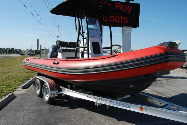 2020 Zodiac boat for sale, model of the boat is Pro & Image # 6 of 10