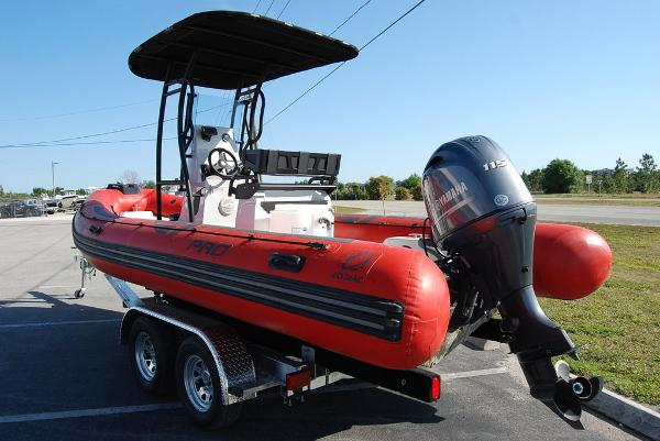 2020 Zodiac boat for sale, model of the boat is Pro & Image # 7 of 10