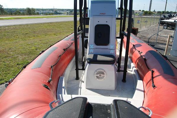 2020 Zodiac boat for sale, model of the boat is Pro & Image # 8 of 10