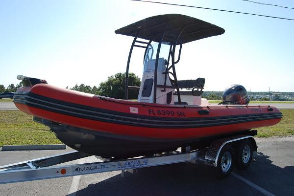 2020 Zodiac boat for sale, model of the boat is Pro & Image # 10 of 10