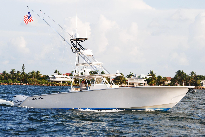 45' SeaHunter 2015