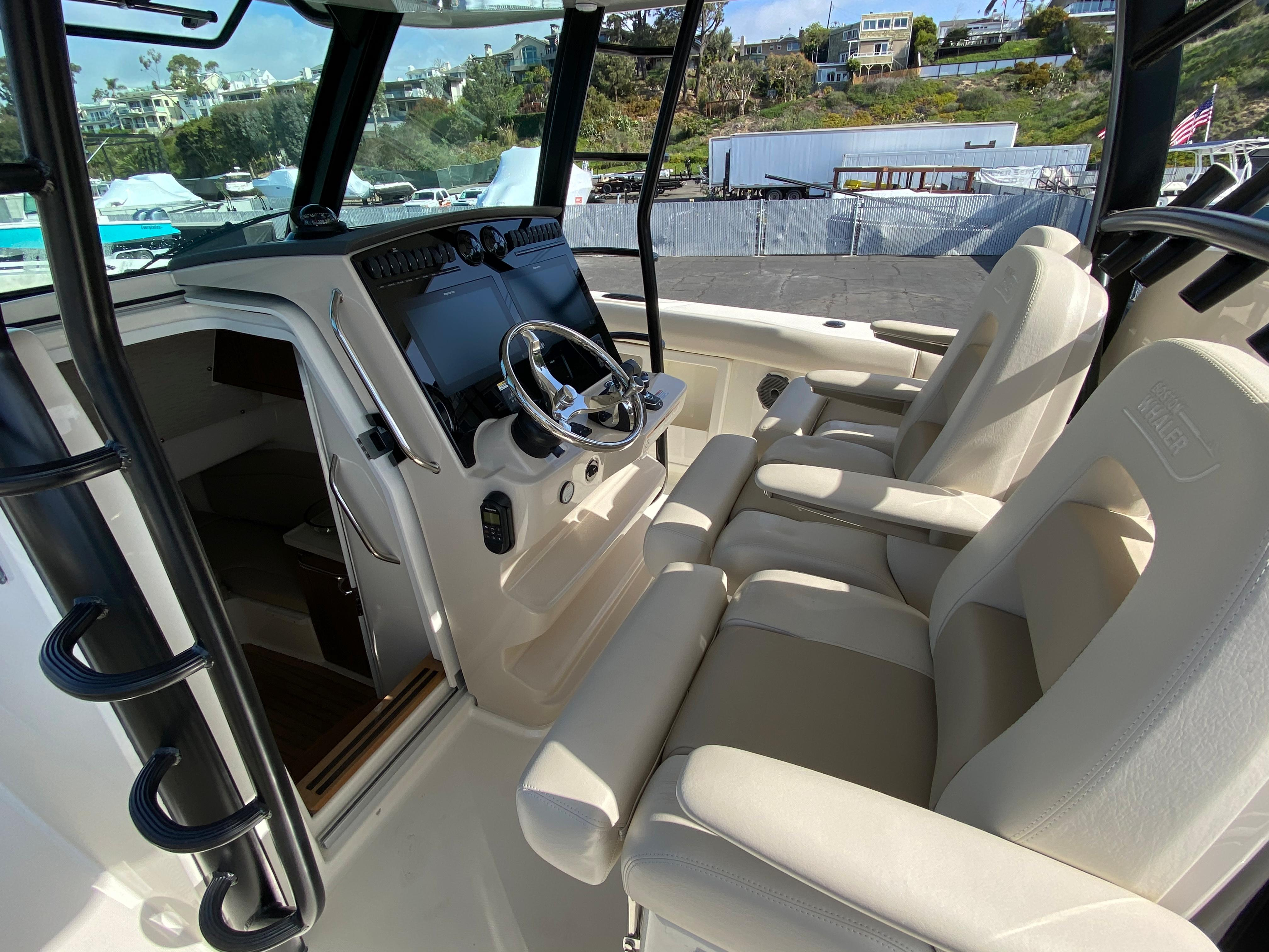 2021 Boston Whaler 380 Outrage #BW0552G inventory image at Sun Country Coastal in Newport Beach