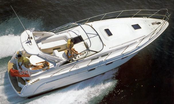 Manufacturer Provided Image: S37 Sports Cruiser