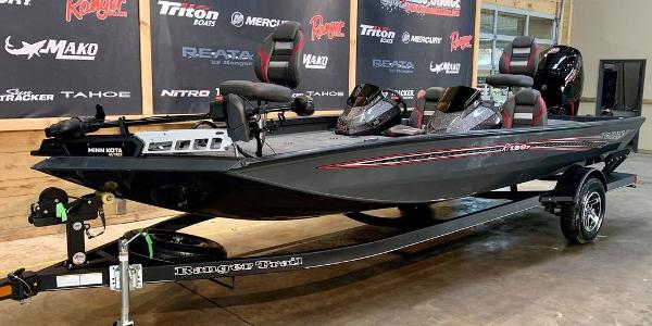 2021 Ranger Boats boat for sale, model of the boat is RT198P & Image # 13 of 17