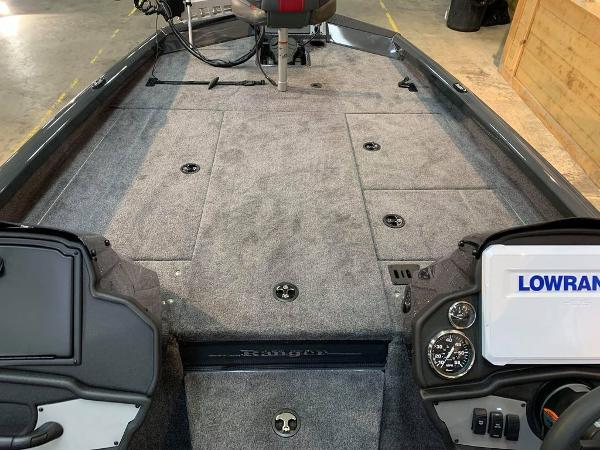 2021 Ranger Boats boat for sale, model of the boat is RT198P & Image # 17 of 17