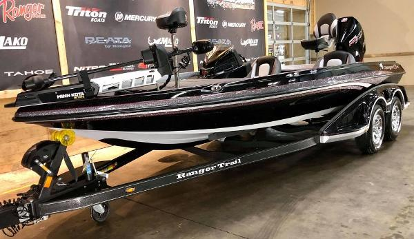 2021 Ranger Boats boat for sale, model of the boat is Z519 & Image # 8 of 16