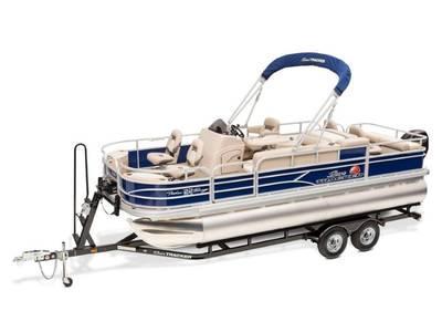Sun Tracker Fishin' Barge® 22 Dlx