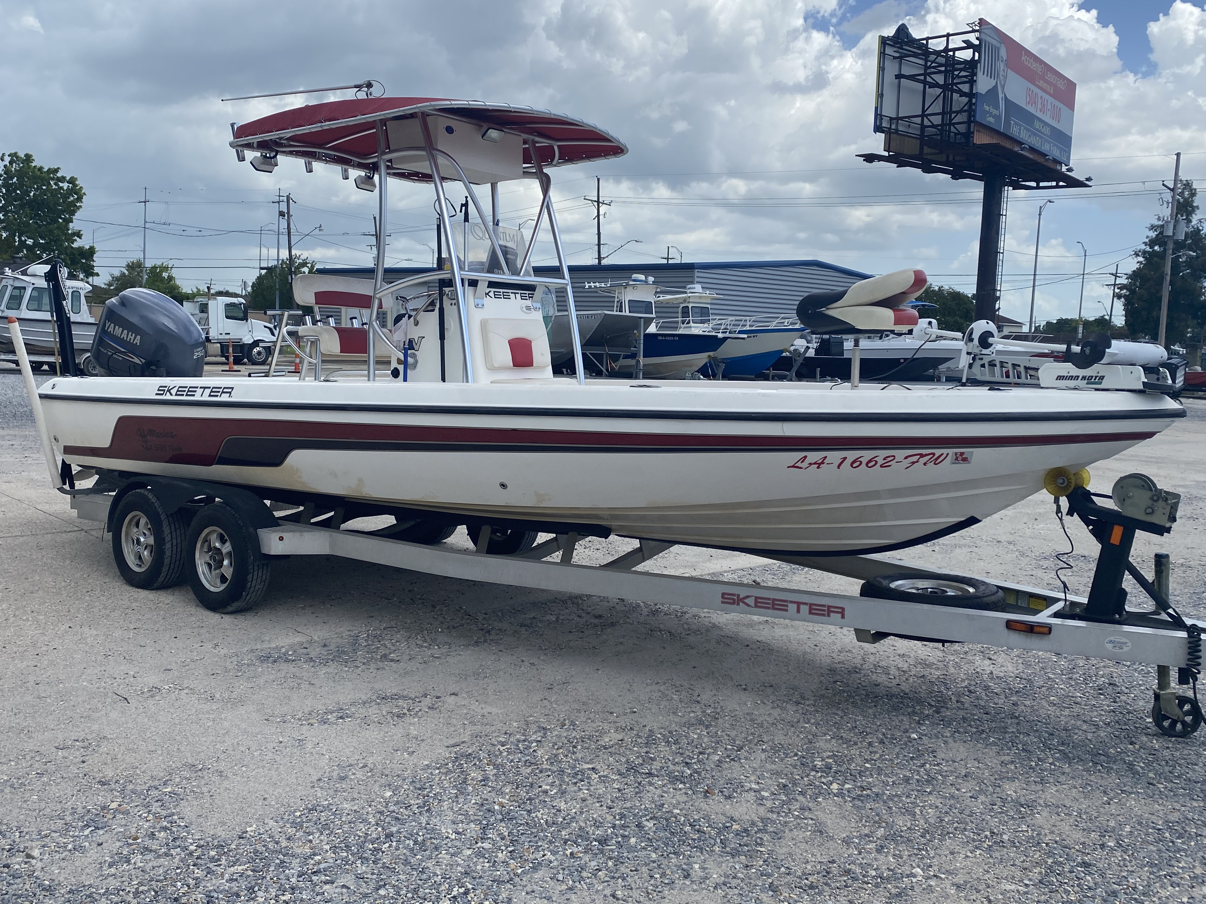2010 Skeeter boat for sale, model of the boat is ZX24V & Image # 10 of 16