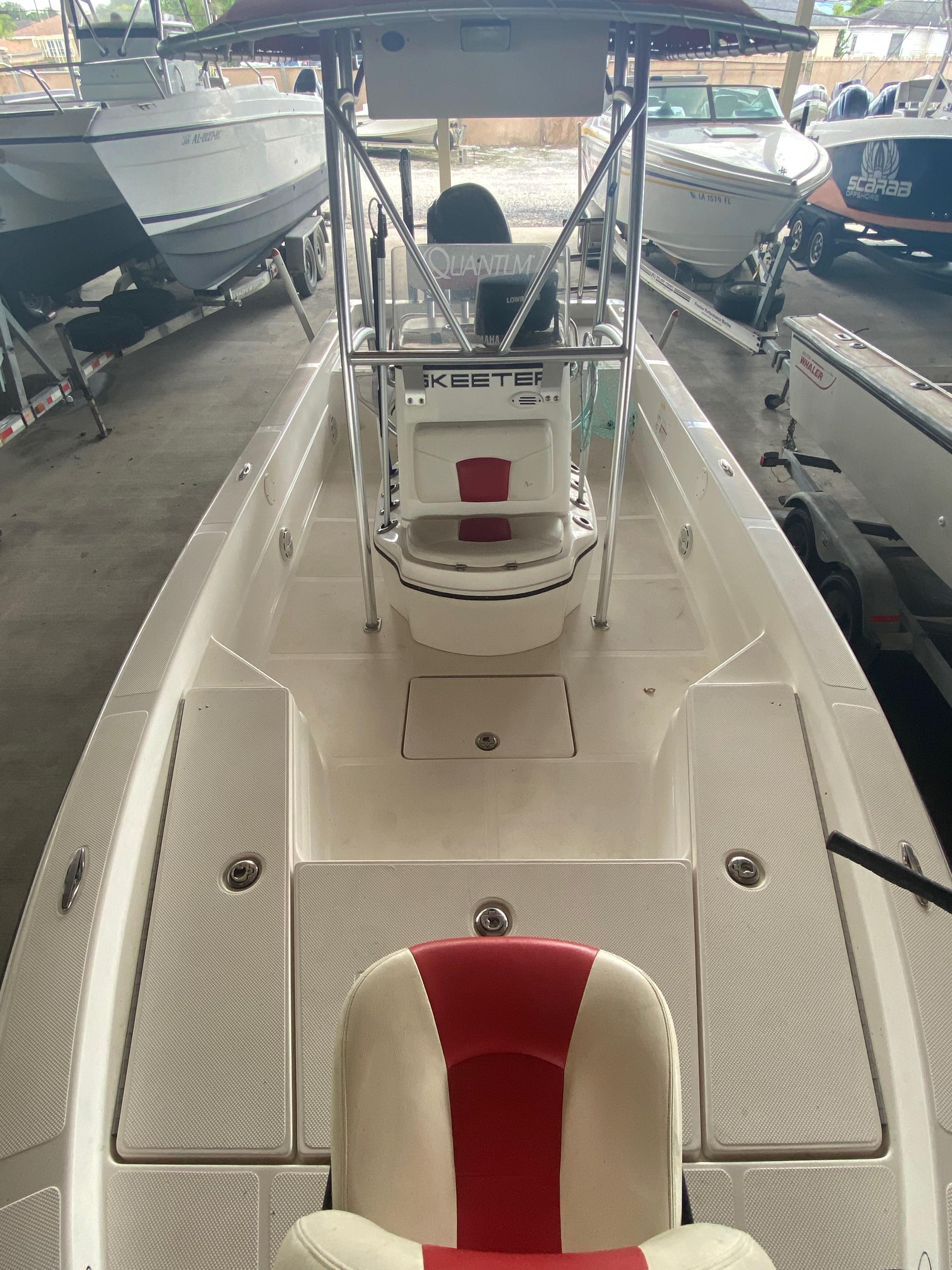 2010 Skeeter boat for sale, model of the boat is ZX24V & Image # 7 of 16