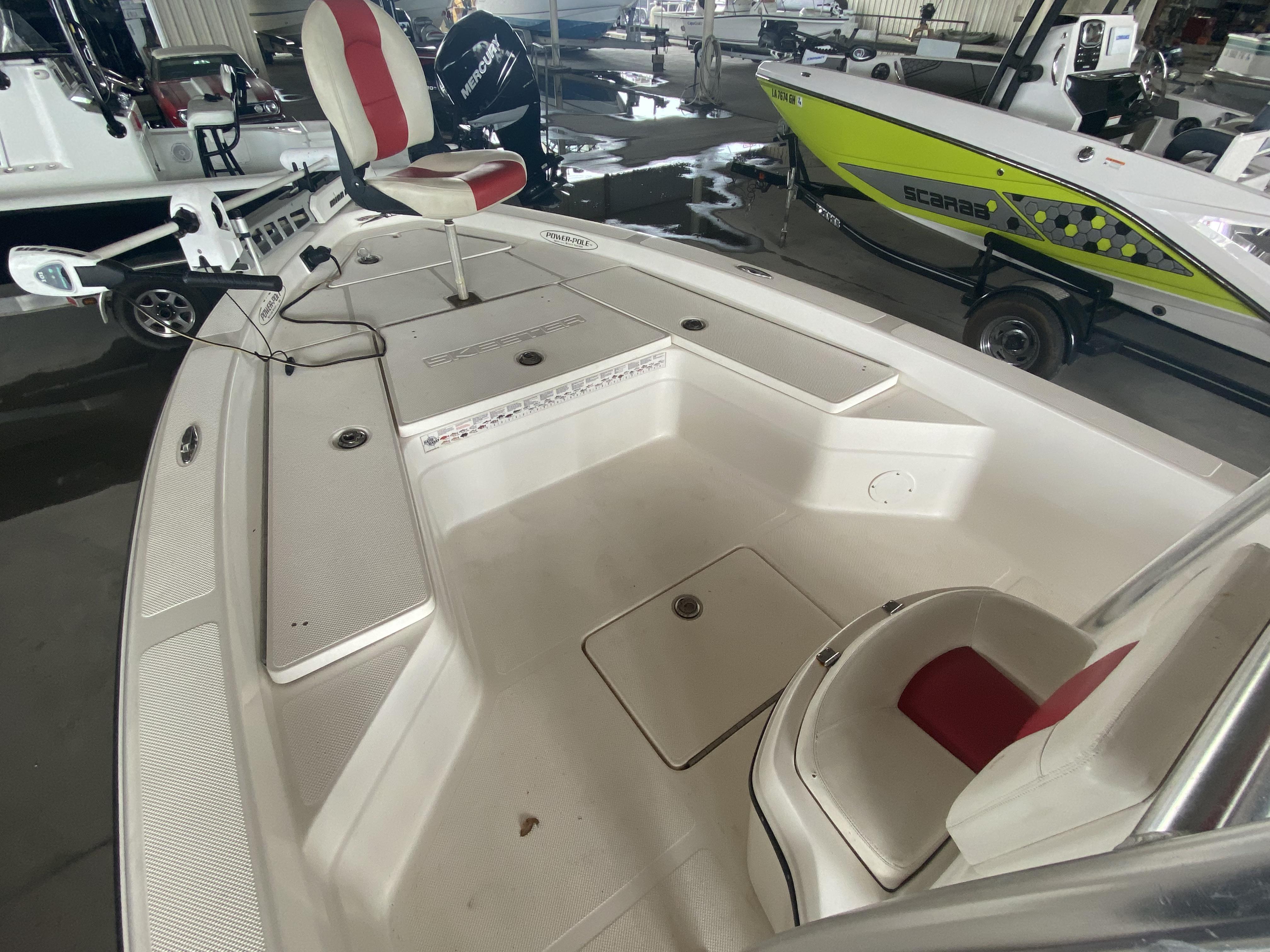 2010 Skeeter boat for sale, model of the boat is ZX24V & Image # 11 of 16