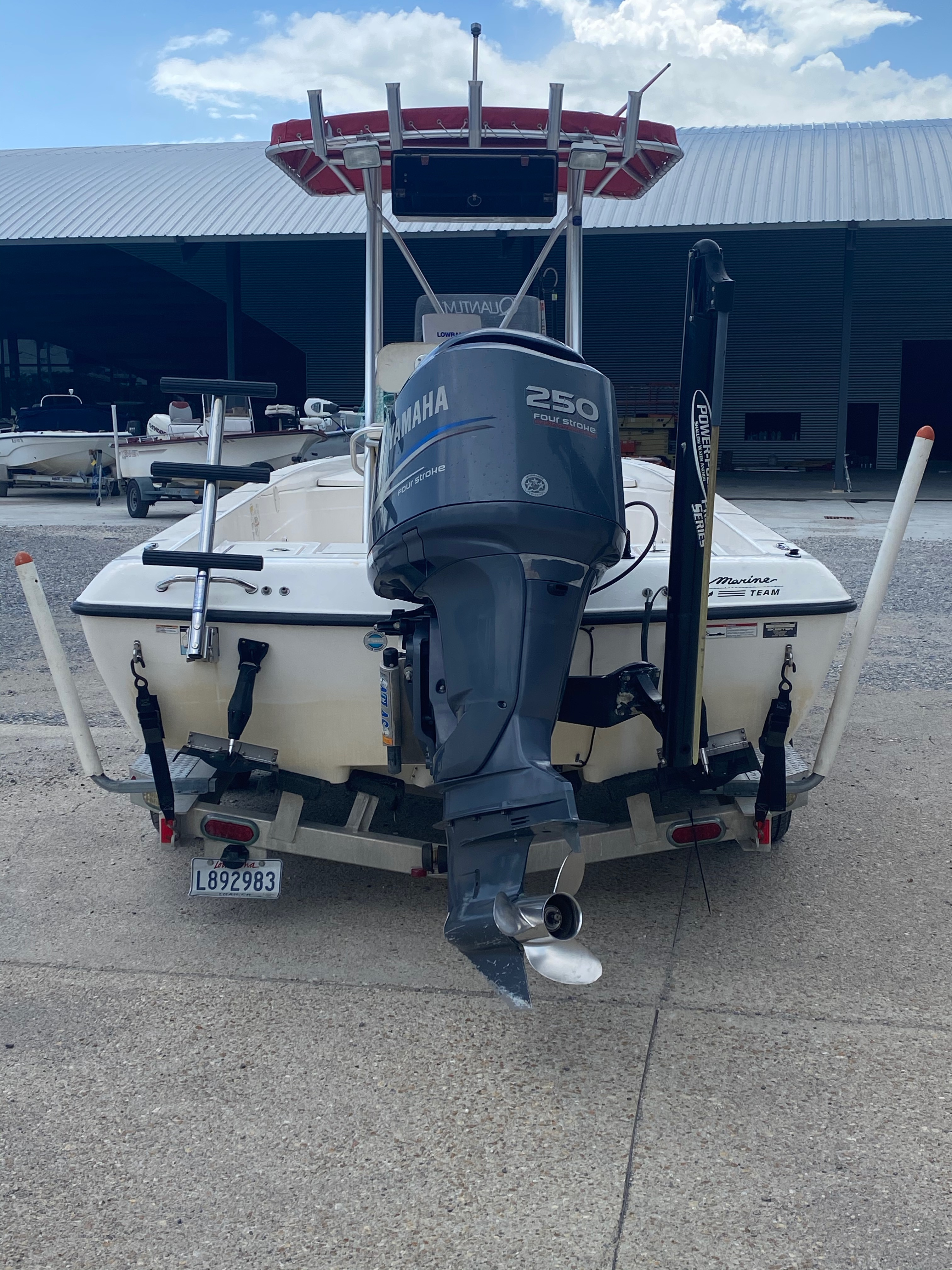 2010 Skeeter boat for sale, model of the boat is ZX24V & Image # 12 of 16