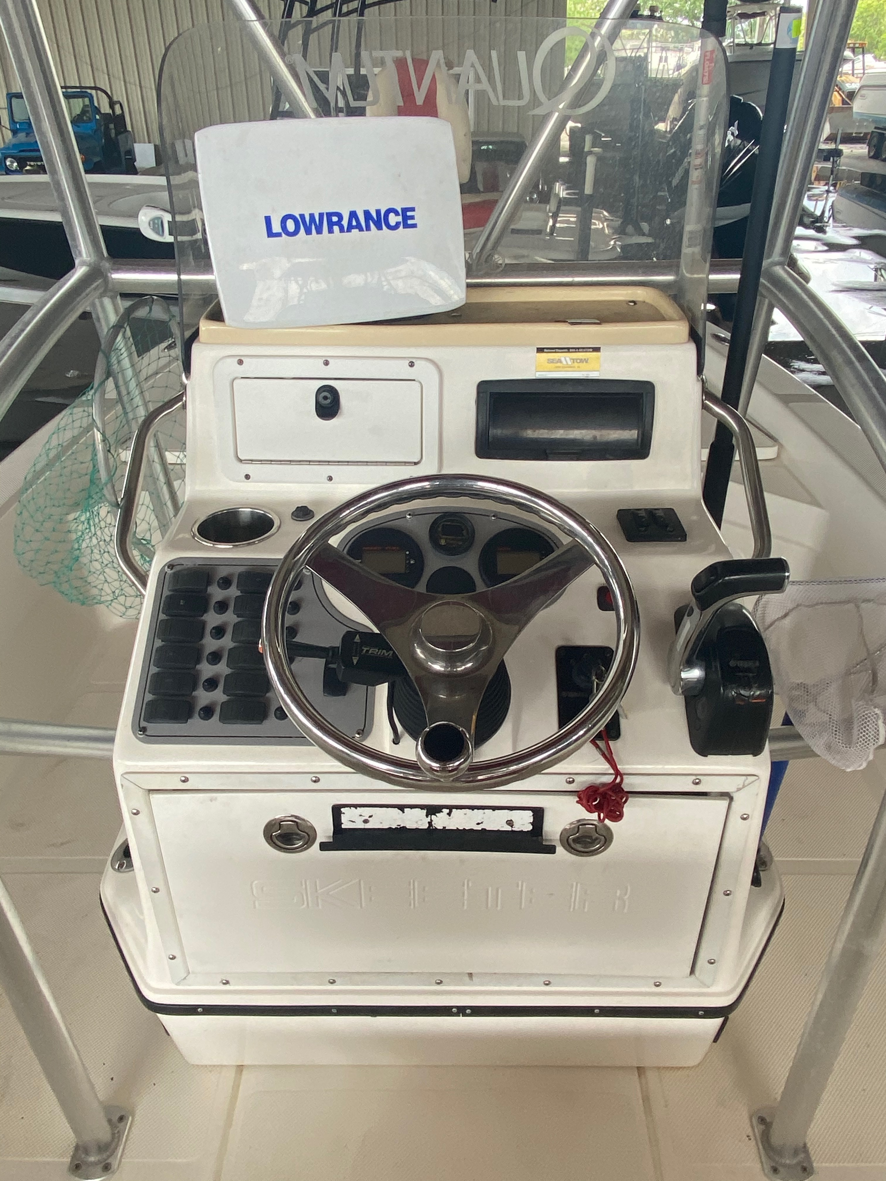 2010 Skeeter boat for sale, model of the boat is ZX24V & Image # 13 of 16
